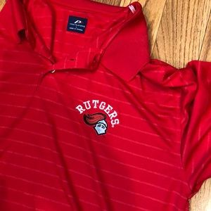 Men's Rutgers polo